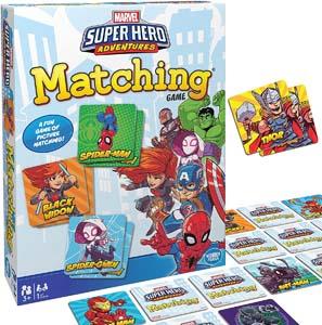 Marvel Matching Game