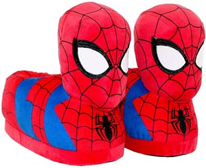 Marvel Officially Licensed Spidey Slippers