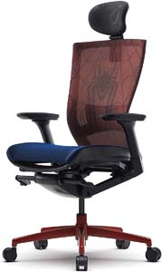Mesh Office Chair Spider Man Edition