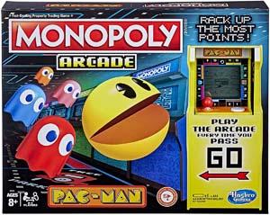 Monopoly Pac Man Arcade Version
