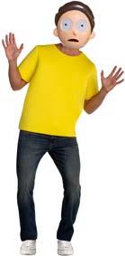 Morty Men's Costume
