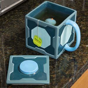 Mr. Meeseeks Ceramic Coffee Mug With Lid