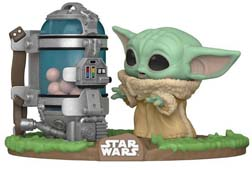 Pop Star Wars Baby Yoda With Egg Canister