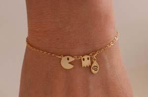 Pac Man Bracelet For Gamers