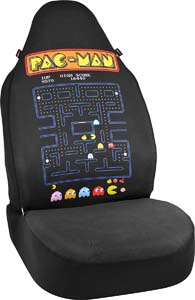 Pac Man Bucket Seat Cover