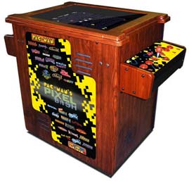 Pac Man Cocktail Table