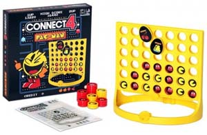Pac Man Connect 4 Game
