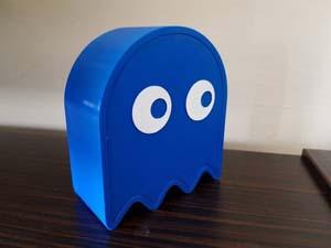 Pac Man Ghost Piggy Bank
