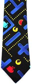 Pac Man Necktie
