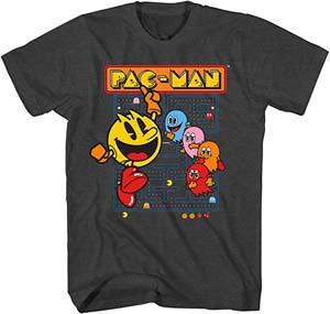 Pac Man Official Pacman Video Game Shirt