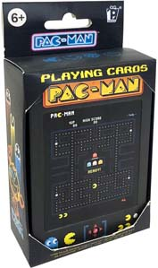Pac Man Playing Cards