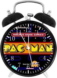 Pac Man Twin Bells Alarm Clock