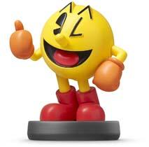 Pac Man Amiibo (super Smash Bros Series)