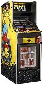 Pac Man's Pixel Bash Arcade Game