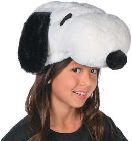 Peanuts Plush Snoopy Hat