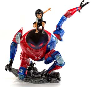 Peni Parker Spider Verse Collection Toy