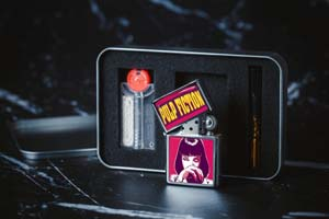 Pulp Fiction Personalized Engraved Lighter