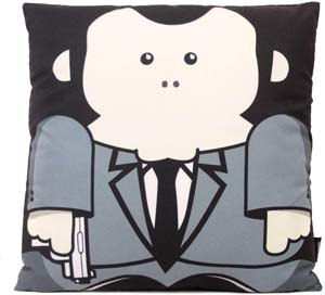 Pulp Fiction Vincent Vega Cushion