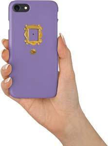 Purple Door Gold Frame Phone Case