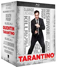 Quentin Tarantino The Ultimate Collection On Blue Ray