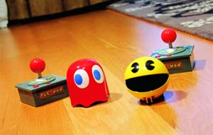 Rc Pac Man And Ghost Racers