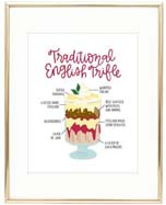 Rachel's Traditional English Trifle Recipe