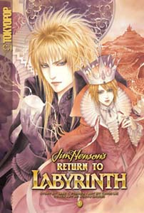 Return To Labyrinth Manga Volume 1