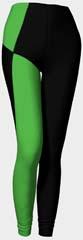 Shego Cosplay Leggings