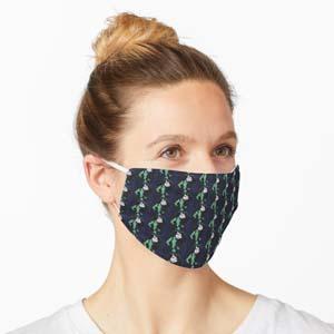 Shego Face Mask