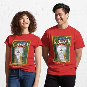 Sir Didymus Ambrosius Charge! Classic T Shirt