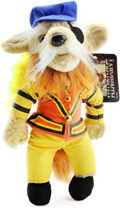 Sir Didymus Plush From Jim Henson's Labyrinth By Toy Vault