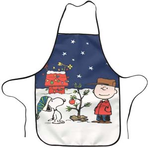Snoopy & Charlie Brown Apron