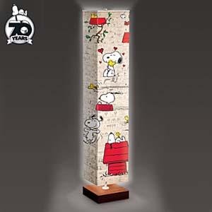 Snoopy & Woodstock Floor Lamp