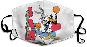 Space Jam Face Mask