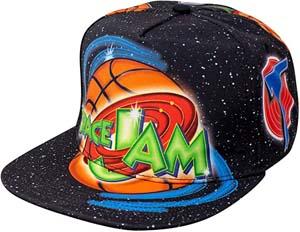 Space Jam Galaxy Snapback