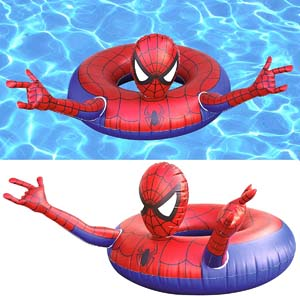 Spider Man Pool Float