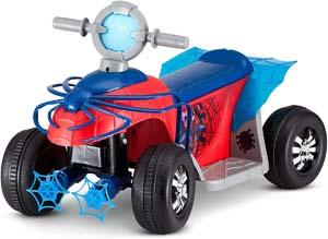 Spider Man Premium Toddler Quad Mobile