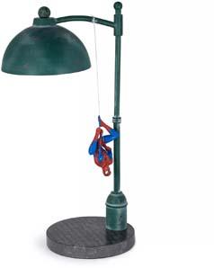 Spider Man Streetlight Led Desk Lamp
