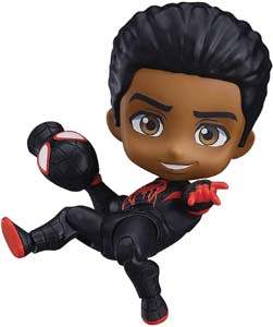 Spider Verse Mile Morales Action Figure