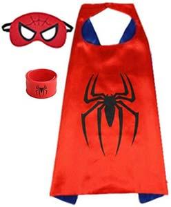 Spiderman Cape Set