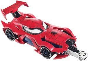 Spiderman Car Launcher