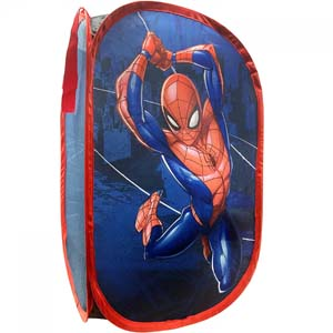 Spiderman Hamper