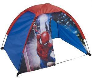 Spiderman No Floor Dome Tent