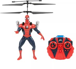 Spiderman Remote Controlled Helicopter