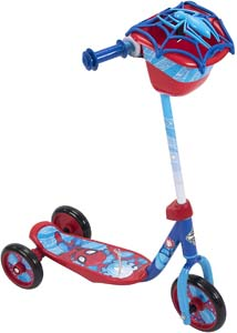 Spiderman Scooter For Kids