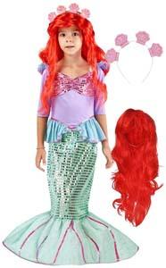 Spooktacular Creations Little Mermaid Costume