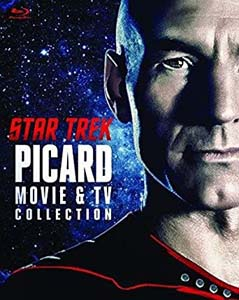 Star Trek Picard Movie & Tv Collection