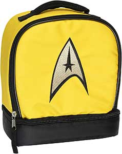 Star Trek The Original Series Captain Kirk Insulated Lunch Bag