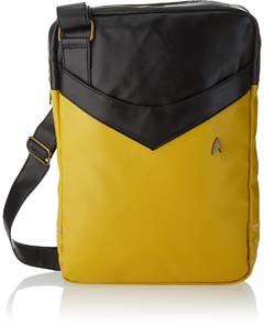 Star Trek The Original Series Uniform Laptop Bag