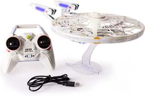 Star Trek U.s.s Enterprise Ncc 1701 A Remote Control Drone
